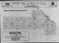 Index Map, Yellow Medicine County 1989
